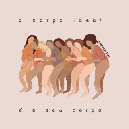 Print Corpo ideal