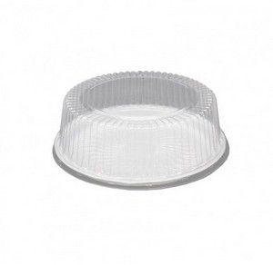 Bandeja de Plástico  para Torta Pequena G50 C/  50Un - Galvanotek