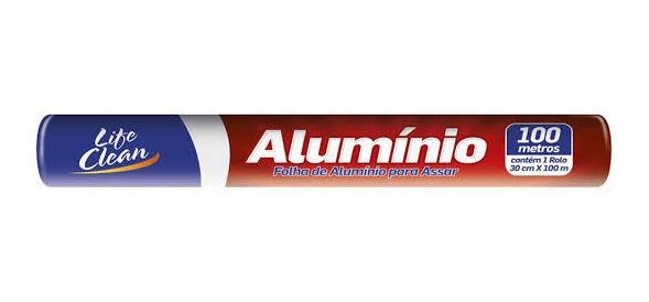 Papel Alumínio Rolo 30X100M - Lifeclean