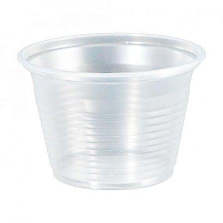Pote 100ML Transparente Caixa C/20 Pacotes 100UN - Copomais