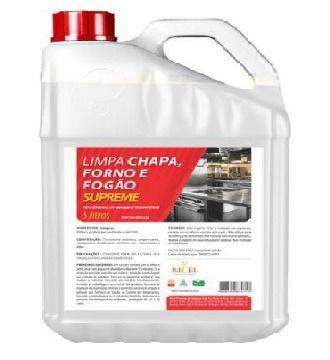 Limpa Chapa Supreme 5 litros - Ricel