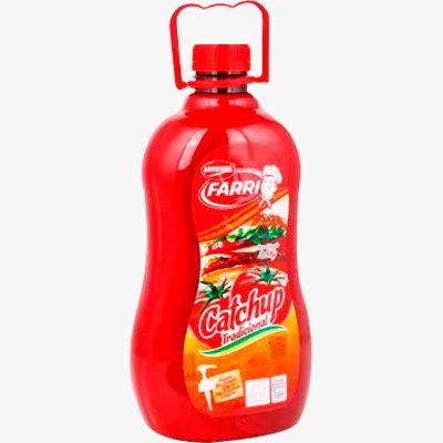 Ketchup Galão 3.8KG - Arrifana