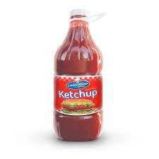 Ketchup Pet 3KG  - Lanchero
