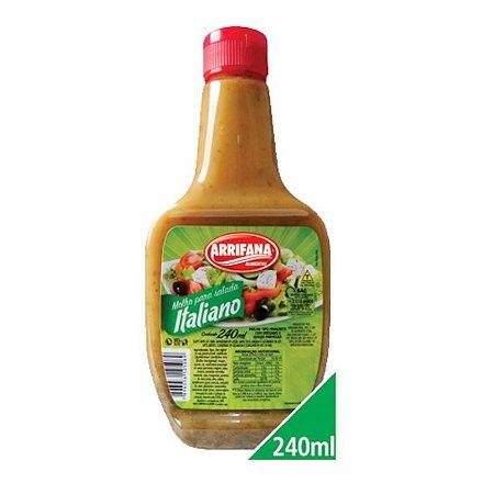 Molho para Salada Italiano 240ml - Arrifana