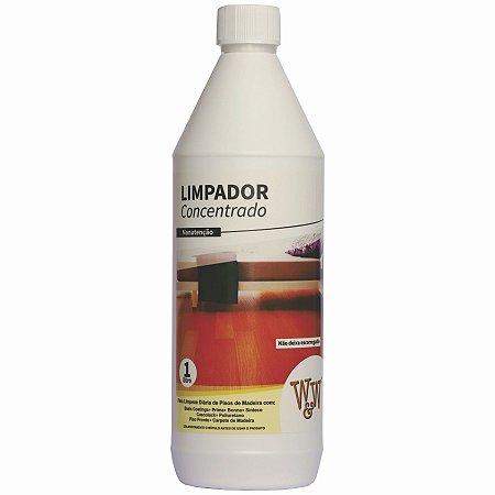 Limpador W&W Concentrado 1lt