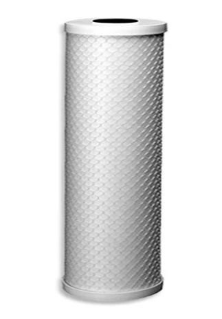 "Elemento Filtrante Carvão Ativado (BLOCK) 5/10 Micron 20"" X 2,5"""