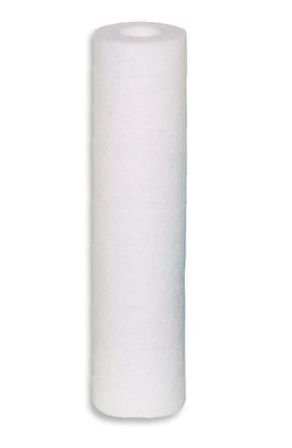 """Elemento Filtrante Polipropileno Liso 1/5/10/25/50 Micron 10"""" x 2,5"""""""