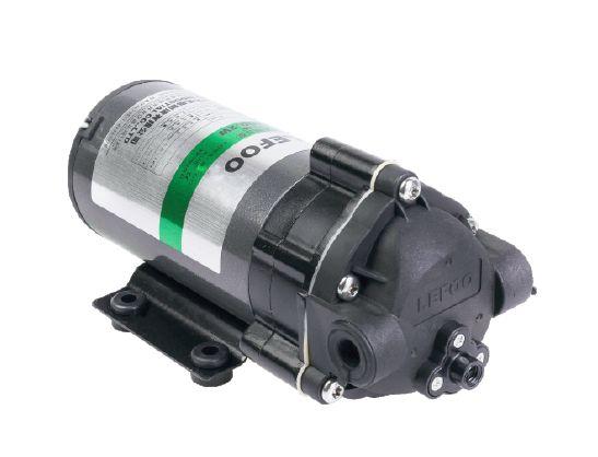 Bomba Diafragma Pressurização Lefoo LFP 1400.2W 175 L/h + Fonte de Energia 110/220V