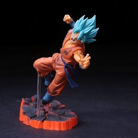 Goku Super Sayajin Deus Blue - Dragon Ball Super