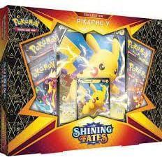 Box Pikachu V - Destinos Brilhantes - Pokémon EE 4.5