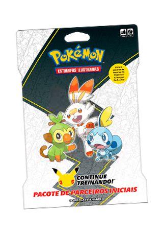 Carta Jumbo - Blister Gigante Galar - Pokémon TCG - 25 Anos