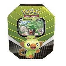 Lata Parceiros Galar, Rillaboom V- Pokemon TCG