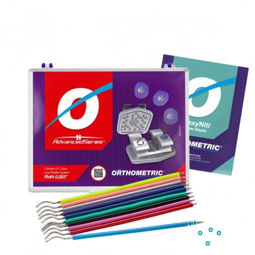 Kit Braquete 10102801 Roth Advanced Orthometric
