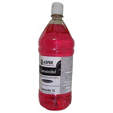 Desinfetante Bactericida Germicidal 1lt Asfer