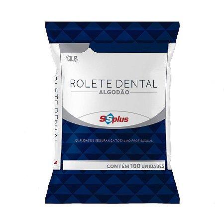 Algodão Rolete Dental - SSplus