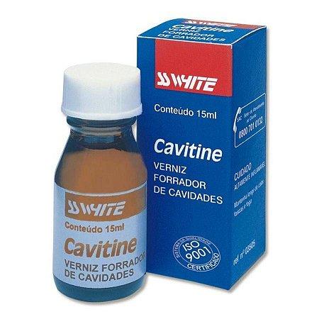 Verniz Forrador de Cavidades Cavitine SSWhite
