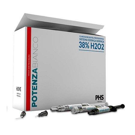Clareador Potenza Bianco Pro SS 38% - PHS
