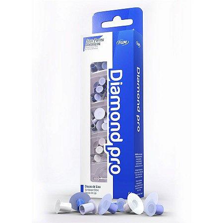Disco de Lixa Diamond Pro Sortido FGM