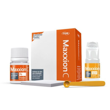 Ionômero de Vidro Para Cimentação Maxxion C FGM
