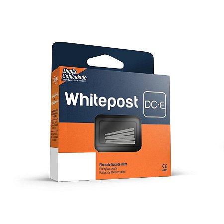 Pino de Fibra de Vidro WhitePost DCE + Broca - FGM