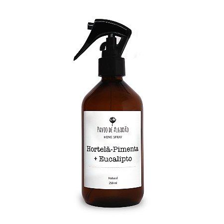Home Spray | Hortelã-Pimenta + Eucalipto 250ml