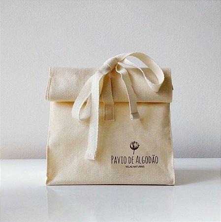 Bag 100% algodão