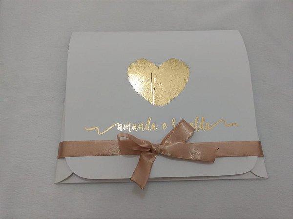 Convite de Casamento Digital dos Noivos Amanda e Ronaldo
