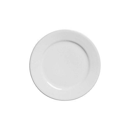 Prato Sobremesa 20 cmlinha Reta - Cerâmica Scalla