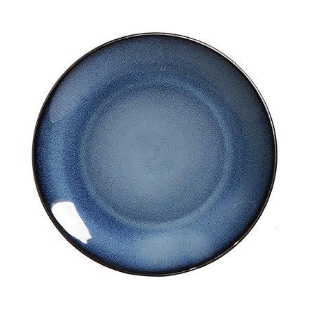 Prato Raso 27cm Planet Rf - Cerâmica Scalla
