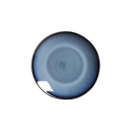 Prato Fundo 24cm Planet Rf - Cerâmica Scalla