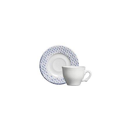 Xícara De Café Abacaxi - Cerâmica Scalla