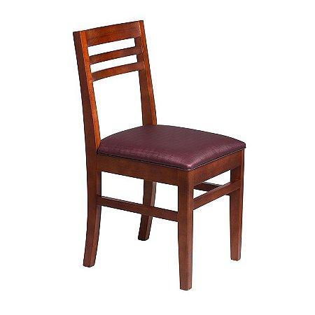Cadeira Jade Estrutura em Madeira Maciça