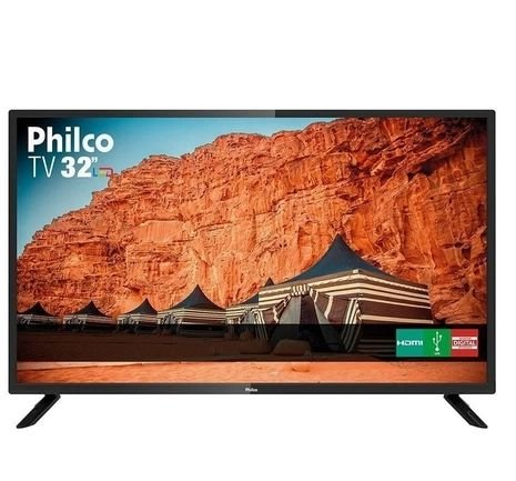 "TV LED 32"" PTV32F10D - PHILCO"
