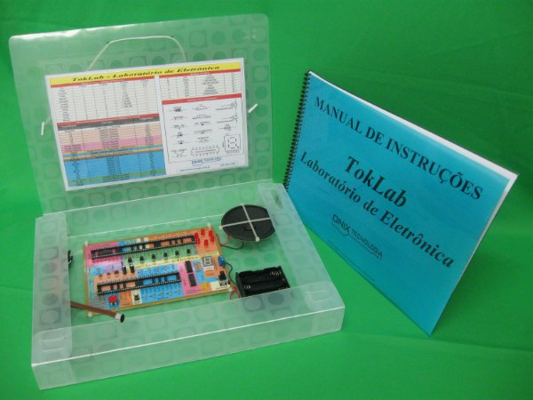 Laboratório de Eletrônica - TokLab