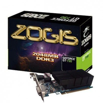 PLACA DE VÍDEO ZOGIS GEFORCE GT710