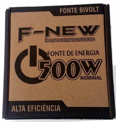 FONTE F-NEW NOMINAL BIVOLT