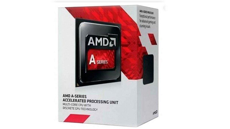 PROCESSADOR AMD FM2+ A8-7680 A- SERIES MODULO GRÁFICO RADEON 7 SERIES