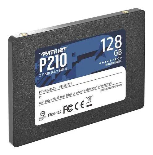 HD SSD PATRIOT P210 - 128GB