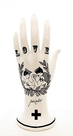 Mão Espalmada marinheiro