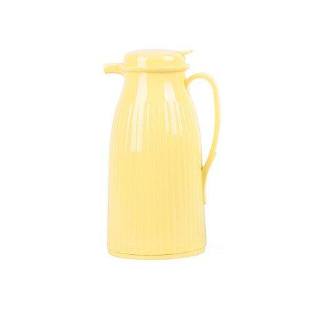Garrafa Térmica amarela