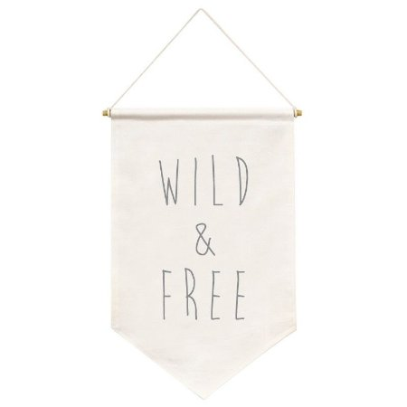 Flag Wild and Free