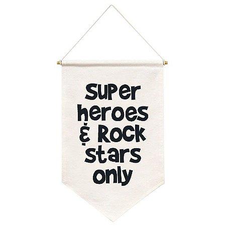 Flag Super Heroes