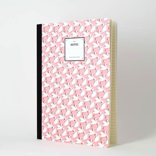 Caderno Cisnes