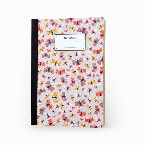 Caderno Borboletas