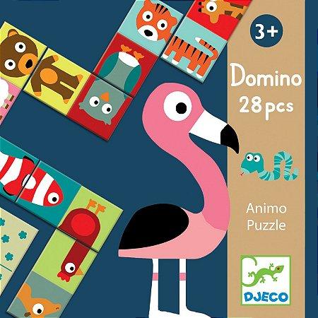 Jogo Dominó - Animo