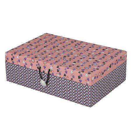 Caixa Decorativa / Organizadora  P