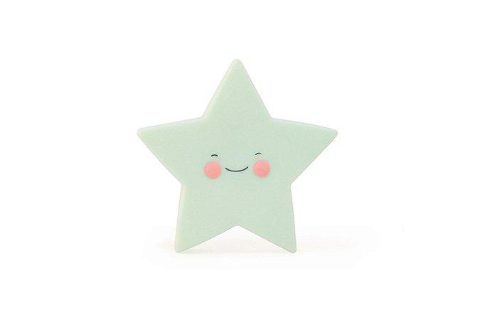 Luminária Estrela Verde