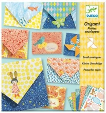 Origami - Pequenos envelopes