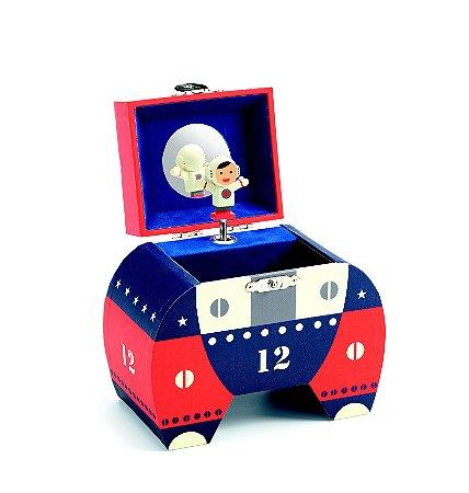 Caixa de música - Astronauta