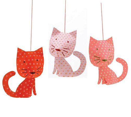 Decoração - Gatinhos